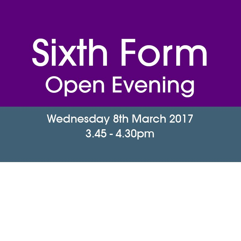 Sixth Form Open Evening Magnus C Of E Academy